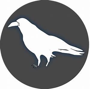 Raven Black Clip Art at Clker.com - vector clip art online ...