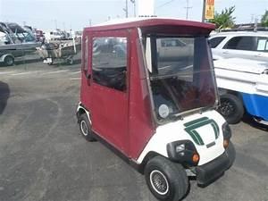 1999 Yamaha Golf Cart Electric