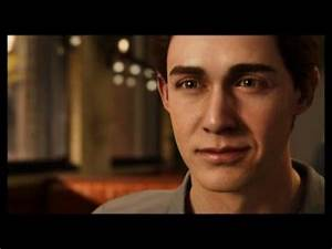 Peter Parker & Mary Jane-Kissing Scene(spiderman ps4 ...
