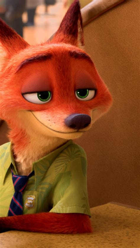 Animated Fox Wallpaper - wallpaper zootopia fox best animation of 2016