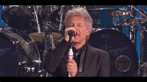 Bon Jovi Life You Give Love Bad Name