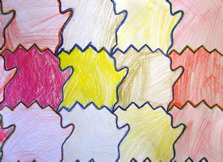 tessellation lesson 2nd grade is basic tessellations 3rd grade
