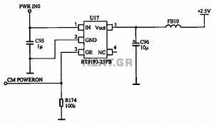 camera power supply circuit camera circuits nextgr With hidden camera detector circuit