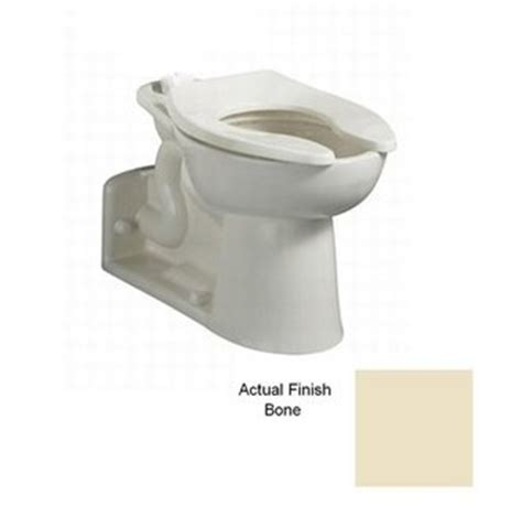 rear discharge floor mounted toilet for the home