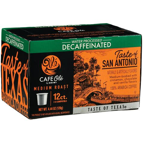 After you find out all cafe ole snickernut coffee nutrition facts results you wish, you will have many options to find the best saving by clicking to the button get link coupon or more offers of the store on the right to see all the related. Cafe Ole by H-E-B Taste of San Antonio Decaf Medium Roast ...
