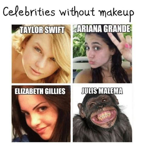 Ariana Grande Meme - ariana grande makeup meme saubhaya makeup