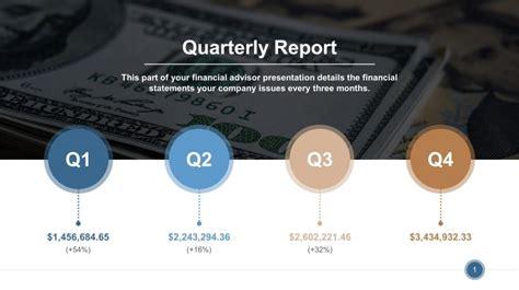 floor and decor quarterly report free quarterly report powerpoint slide templates slidestore
