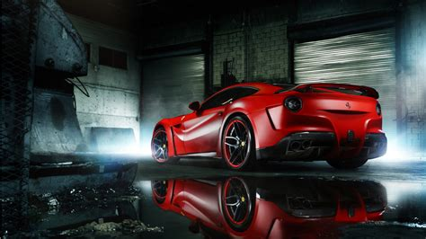 Dub Magazine Mc Customs Wide Body Ferrari F12 2 Wallpaper