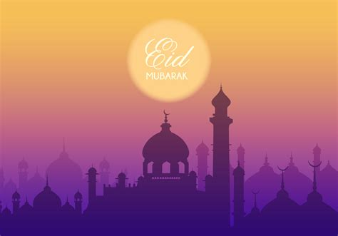 eid mubarak vector background   vector art