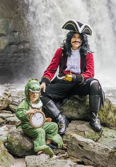 Hook Costume Alligator Captain Croc Boys Costumes