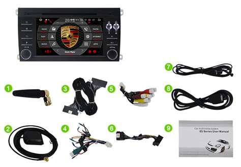 Fm to dab radio converter for porsche cayenne. Belsee Android 9.0 Auto Head Unit Radio Replacement Stereo Upgrade for Porsche Cayenne 2003 2004 ...