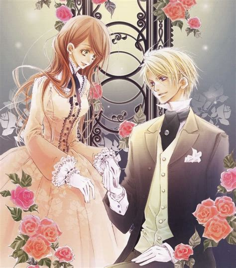 hakushaku to yousei earl and takaboshi asako