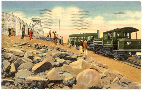 colorado pikes peak summit house   train
