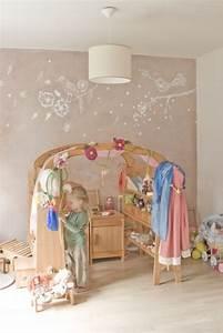 Kinderzimmer Wandgestaltung Ideen : wandgestaltung ideen kinderzimmer ~ Orissabook.com Haus und Dekorationen
