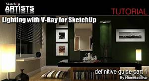 Nomeradona      Lighting With Vray For Sketchup