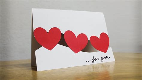 beautiful handmade cards ideas simple birthday card