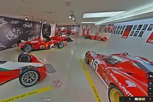 Musée Ferrari Modene : mus es ferrari en route pour une visite virtuelle sur google maps l 39 argus ~ Medecine-chirurgie-esthetiques.com Avis de Voitures