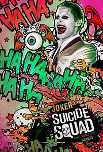 Suicid Squad Joker : suicide squad new character posters are just plain bad collider ~ Medecine-chirurgie-esthetiques.com Avis de Voitures