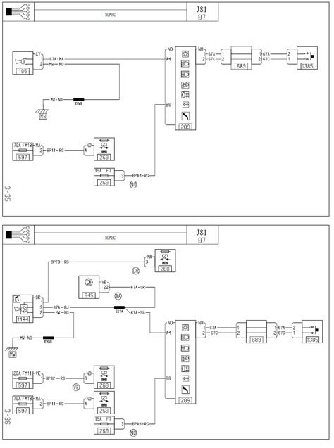 si e espace 4 court circuit klaxon espace iv renault mécanique