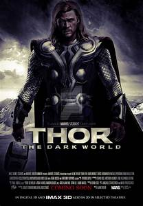 THOR: The Dark World - Movie Poster by JustHunt on DeviantArt