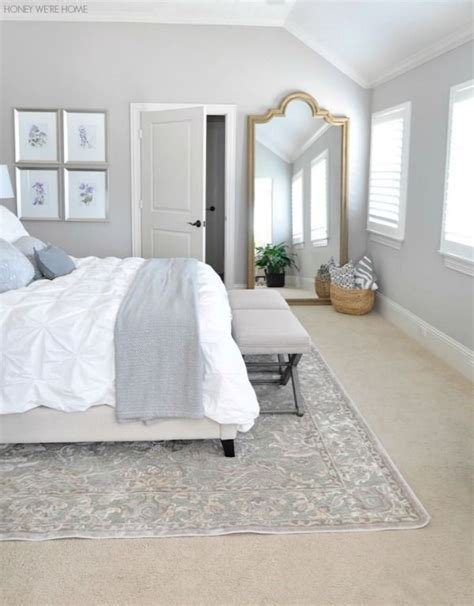 Bedroom Decorating Ideas Neutral Colors by Neutral Master Bedroom Refresh Bedrooms Home Decor