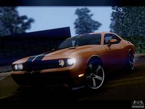 Dodge Challenger Srt8 : dodge challenger srt8 2012 hemi for gta san andreas ~ Medecine-chirurgie-esthetiques.com Avis de Voitures