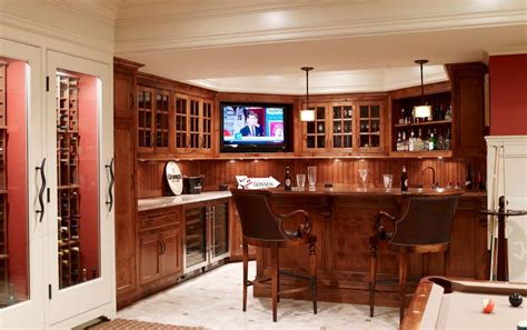 17 Ideas For A Beautiful Bar Space