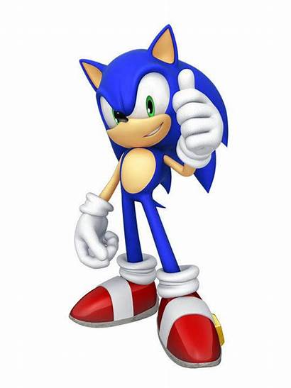 Sonic Clip Clipart Hedgehog Characters Character Clipartion