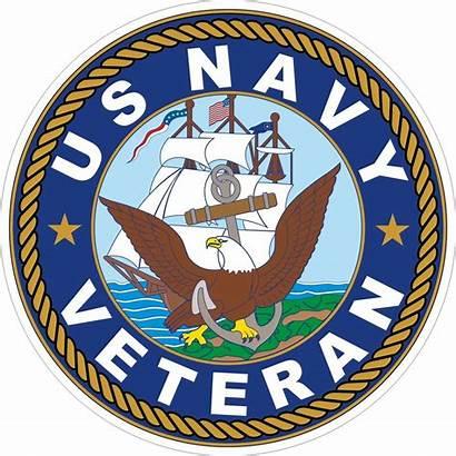 Navy Veteran Decal Sticker Retired Decals Vet
