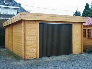 construire un garage construction de garage With fabriquer un garage en bois