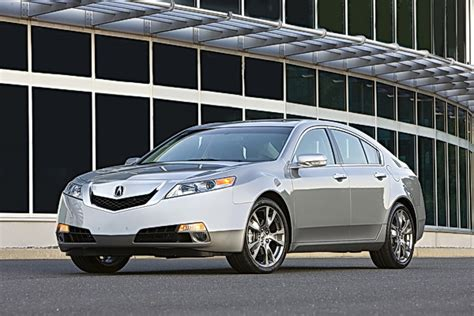 Acura Car Reviews by All New 2009 Acura Tl Has All Wheel Drive Car Reviews