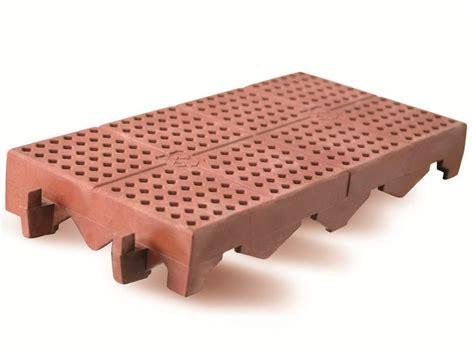 pavimento in plastica pavimento per esterni in plastica effetto cotto piastrella