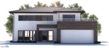 modern home plan modern house plan ch171 with affordable building budget