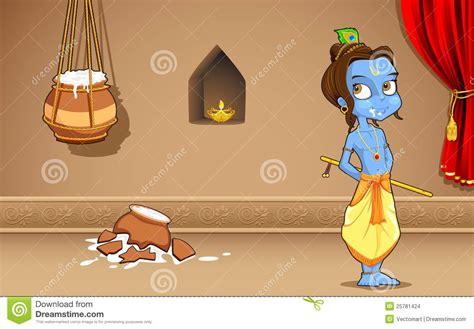 krishana  janmashtami stock images image