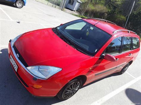 ford focus ghia ford focus 1 6 16 ghia stw 5d station wagon 1999 used