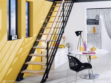 monter une cuisine ikea quel escalier pour les combles décoration