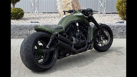 Harley Davidson Customs by Harley Davidson Custom V Rod Usa