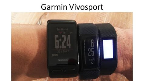 garmin vivosport review what i like what can be