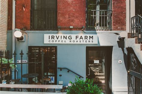 Irving farm coffee roasters was founded in 1996 when david elwell and steve leven opened a neighborhood cafe in gramercy park. Gramercy | Irving Farm Coffee Roasters