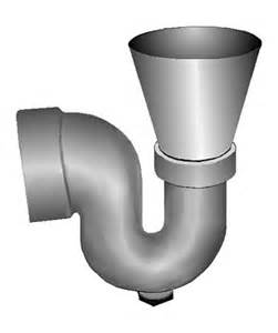 3811 3824 drip and condensate funnel bottom and side outlet r smith mfg co