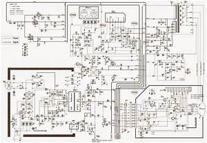Samsung Cb21k40  U2013 Schematic Diagram