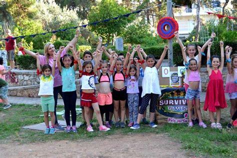 Survivor party η καλύτερη ιδέα για παιδικό πάρτυ - Piniata.gr