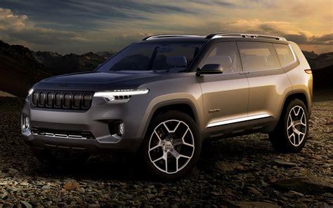 jeep yuntu concept wallpapers  hd images car pixel