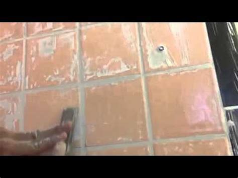 how to remove dried grout from tile how to remove dried grout form the tile