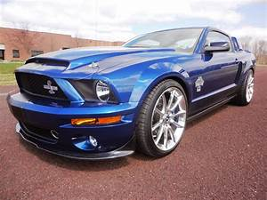 Ford Mustang Shelby GT500 Super Snake 725HP ~ For Sale American Muscle Cars