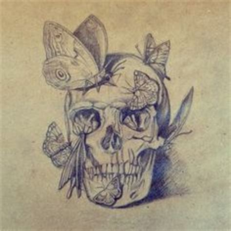 Best Images About The Skull Butterfly
