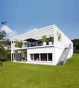 Was Kostet Ein Architekt Für Einen Umbau : umbau ein 60er jahre bau bekommt eine neue h lle vorher nachher auf einen blick ein ~ Markanthonyermac.com Haus und Dekorationen