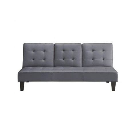 leather futon with cup holders faux leather futon convertible sofa bed sleeper w cup