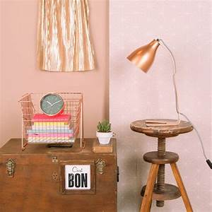 leitmotiv barefoot table lamp copper red candy With leitmotiv z floor lamp