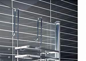 Duschhalterung Ohne Bohren : duschkabinen h ngeregal 3 etagen ohne bohren duschablage badregal duschregal auch in wei ~ Yasmunasinghe.com Haus und Dekorationen
